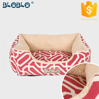 Different size dog stairs for bed burger bun pet cat bed