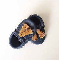 boys casual shoes baby leather moccasins free shipping baby shoes