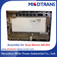 replacement parts for asus memo pad me302 tablet touch screen assembly