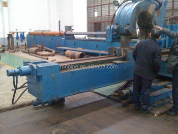 hydraulic induction pipe bending machine