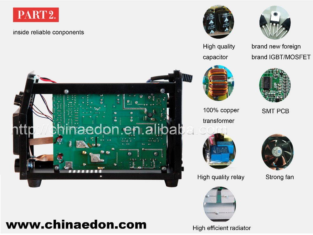 IGBT 220V MMA-160/180/200 inverter welding machine