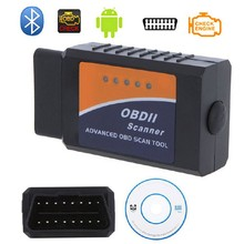Super Power Saving iCar Elm327 V1.5 Android Torque Interface Bluetooth OBD2 Scanner With OBD Car Doctor Software