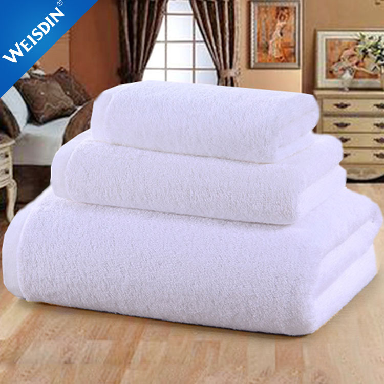 High quality custom wholesale hand terry towels bath set luxury hotel 100 cotton face towel