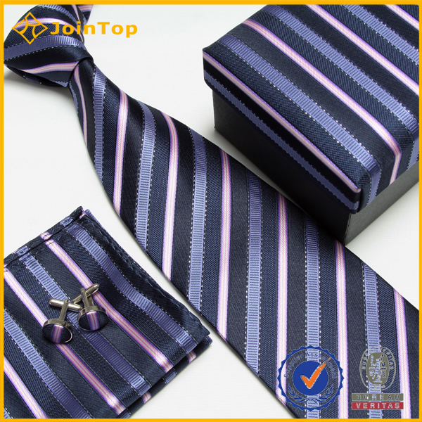 2016 hot sale man tie and pocket square