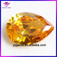 7*9 Pear Cut Rough Gemstone Buyers Synthetic Diamond Manufacturing Sales