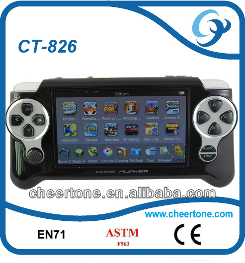 Handheld Video Game Console Player MP4 MP3 Xmas Toys Gifts