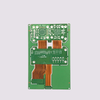 taiwan sell the best asymmetrical single sided osp rigid pcb
