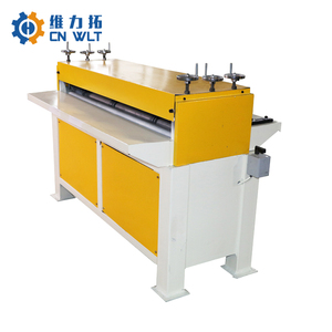 Quick delivery Duct beader , hvac air condition Trimming beading machine with CE certification