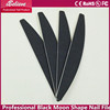 Factory wholesale professional manicure black 7 inch disposable gray diamond deb nail files
