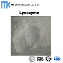 Manufacturer supply high quality Lysozyme 12650-88-3 with reasonable price and fast delivery