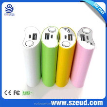 High capacity customized 5000mAh 5v li-ion usb portable phone mobile power for corporate, business gift, advertising.