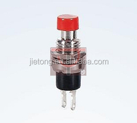 Momentary on push button switch OFF-(ON) PBS-10B-2