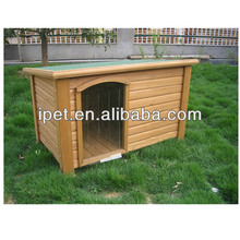Wooden outdoor pets kennel/PS dog house DK001