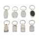 Good Quality Promotional Keychain Factory Direct Custom Metal Keyring