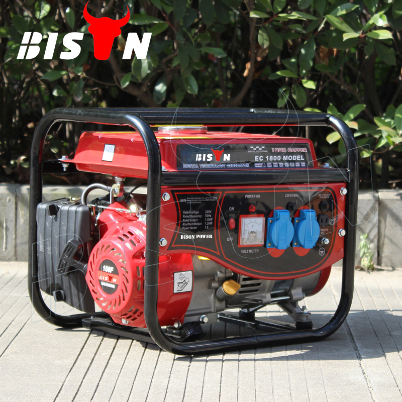 BISON 2kw Home Use High Quality Portable Kerosene Generator