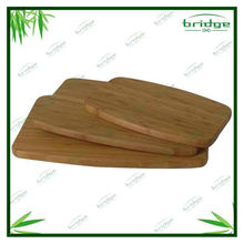 3PCS bamboo cutting board sets
