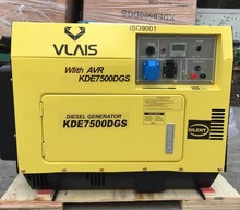 Diesel generator 7.5 kva generator price good quality from factory 3KW~600KW