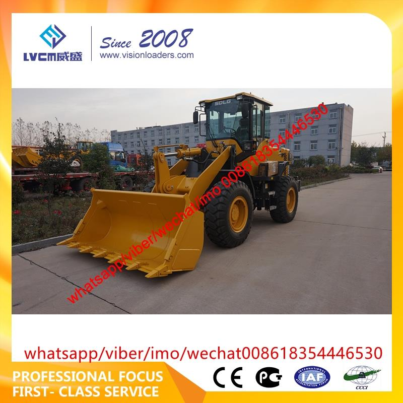 2017 high quality Wheel loader LG936L for earthmoving and stone