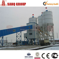 25m3/h-180m3/h Competitive Price than Teka Concrete Batching Plant for Sale