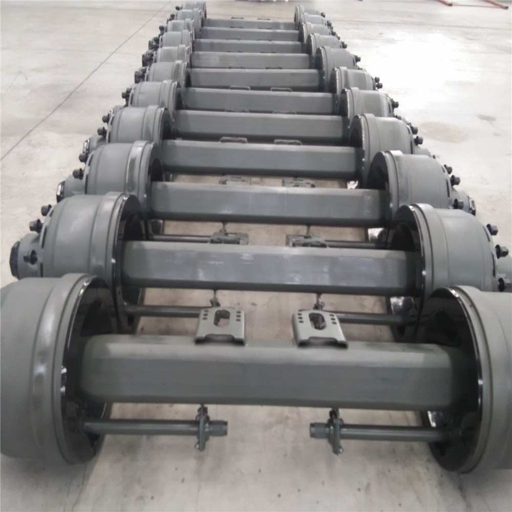 ZY semi trailer parts <strong>axle</strong> 16T inboard <strong>American</strong> type <strong>axle</strong>