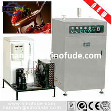 Continuous chocolate tempering machine/chocoalte tempering machine for sale