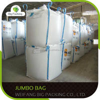 Used 1 ton plastic jumbo bag