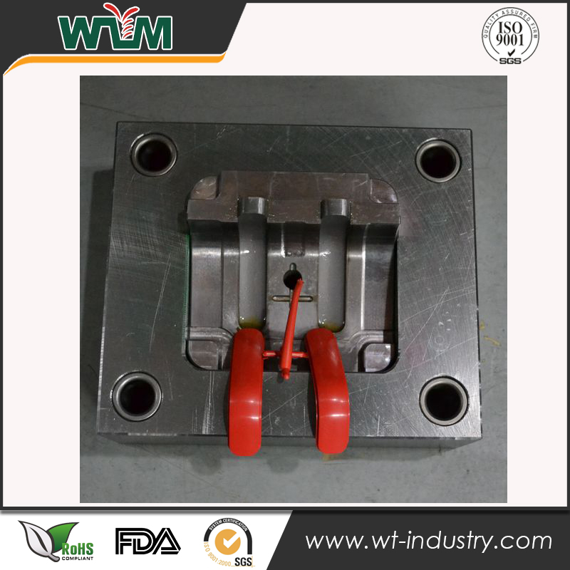 High Quality Custom Design PP ABS Plastic Injection Mould For Laser Gun Part in China