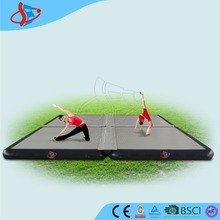 GMIF foldable air jumping mats inflatable taekwondo mat china supplier