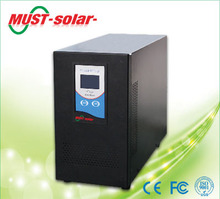 must solar power inverter 12vdc to 220vac inverter 1200w