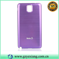 Wholesale Cell Phone Accessory For Samsung Note 3 Aluminum Housing Cover