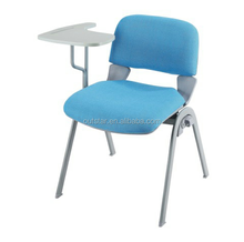 chair with writing tablet,Training Chair With Folded Writing Tablet /College Student Chair/chair and desk attached