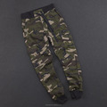 Custom factory New style mens track pants military camo casual cargo pants