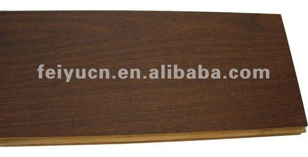 Imitate Wooden Stained Bamboo Flooring-Chestnut