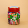 50 Assorted Sparkling Colours Washable Fast Dry Glitter Glue