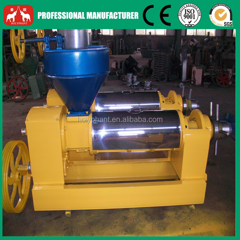 factory price professional sunflower seeds oil extraction machine