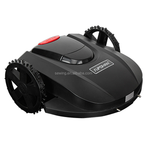 Supoman spm13-320 anti thief home garden tool mover electric battery automatic robotic cordless robot lawn mower