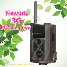 3G Digital Hunting Trail Camera with 12mp 1080p Outdoor Waterproof GSM MMS SMS Remote Alarm