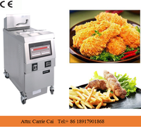 new products health food machine deep fryer for fried chicken