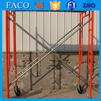 adjustable scaffolding wheel steel scaffolding joint pin
