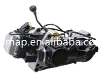 ATV ENGINE 1P57QMJ-3 (INNER REVERSE GEARS) GY6 150CC CVT Equiped to Italika Rato Bashan Loncin Shinery motor