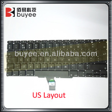 Best wholesale Clavier!! for macbook air a1370 US layout keyboard replacement
