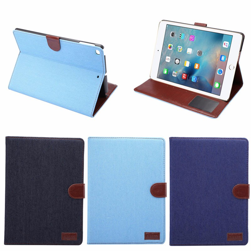 Cowboy Protective Leather Case For Ipad Pro 9.7 2017