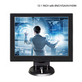Square 12.1'' inch TFT-LCD DC 12V Monitor PC Monitor
