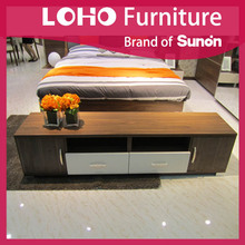 Cheap MDF TV Unit Furntiure for Living Room From LOHO Furniture
