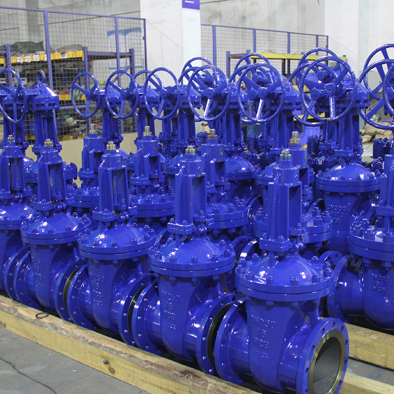 Slide Hydraulic Drawing Gate Valve