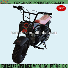 2014 hot selling new style kids gas dirt bike