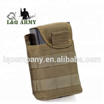 Tactical Modular Stacker Magazine Pouch