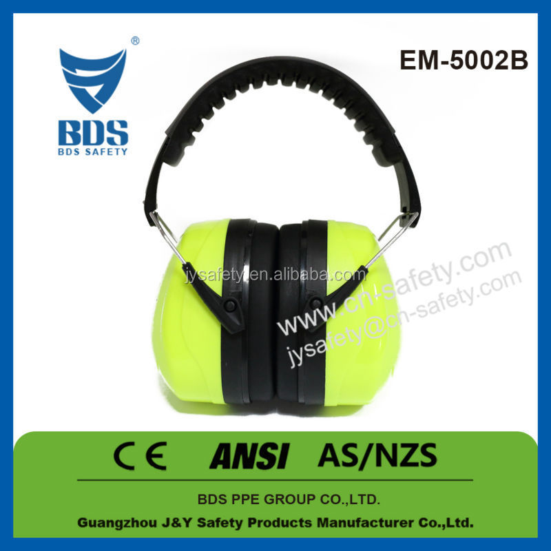 Fashion noise filter, Sound proof ear muff, Hearing protection