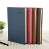 Custom Printed Hardcover Notebook Soft Leather