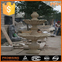 hot sale and newly style quartz slate fountain